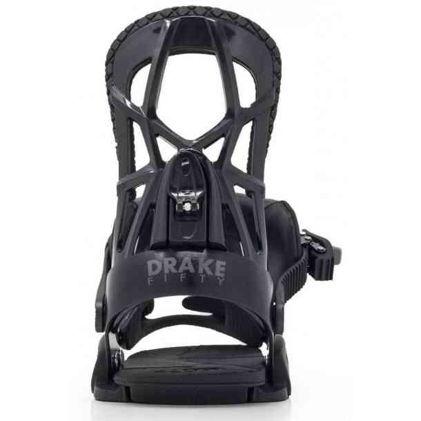 Drake Reload Black snowboard binding