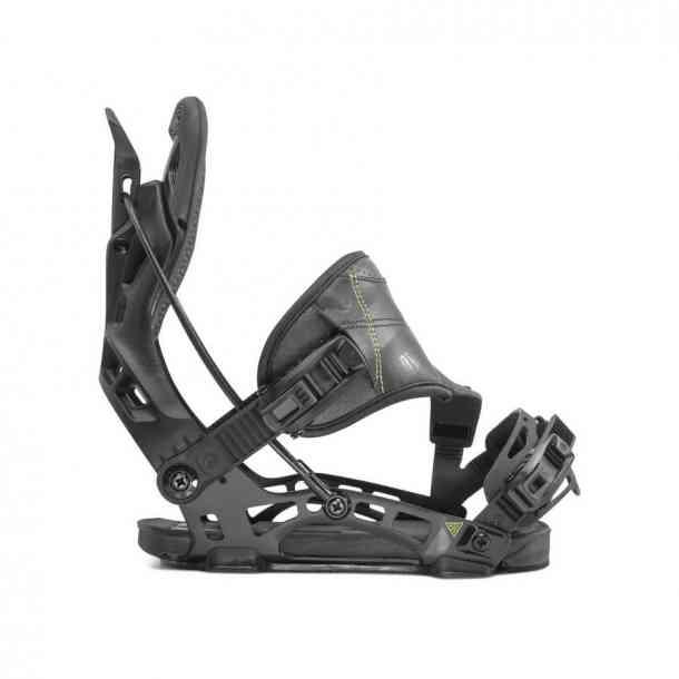 Wiązania Snowboardowa Flow NX2 Hybrid Black