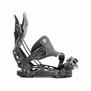 Wiązania Snowboardowe Flow NX2-GT Hybrid Charcoal