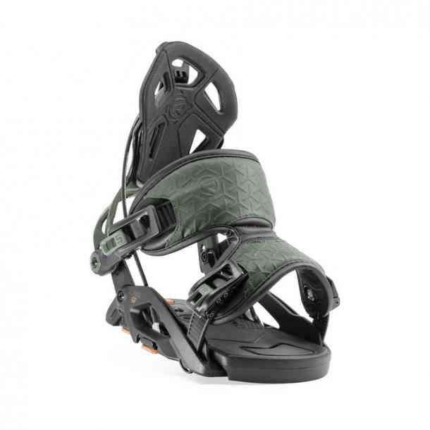 Wiązania Snowboardowa Flow Fuse-GT Black