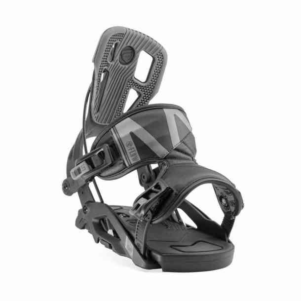 Wiązania Snowboardowa Flow Fuse Black