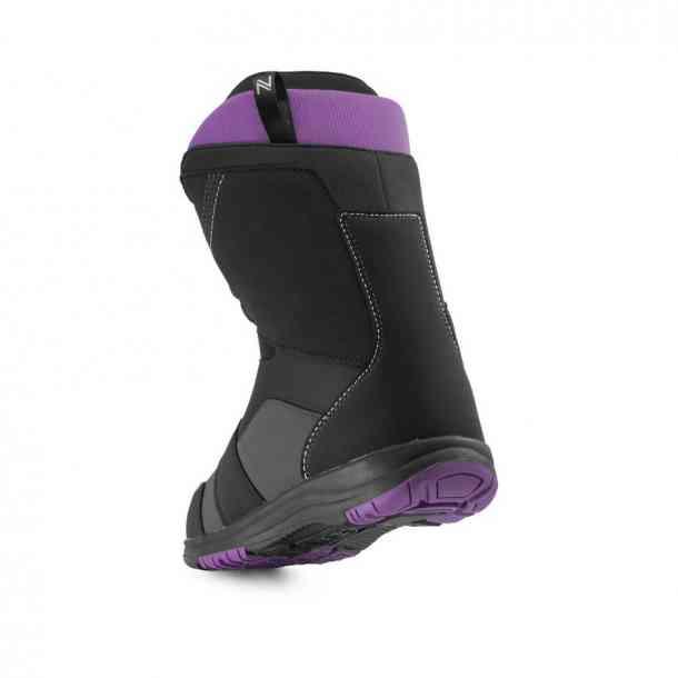 Nidecker Maya Boa Black snowboard boots