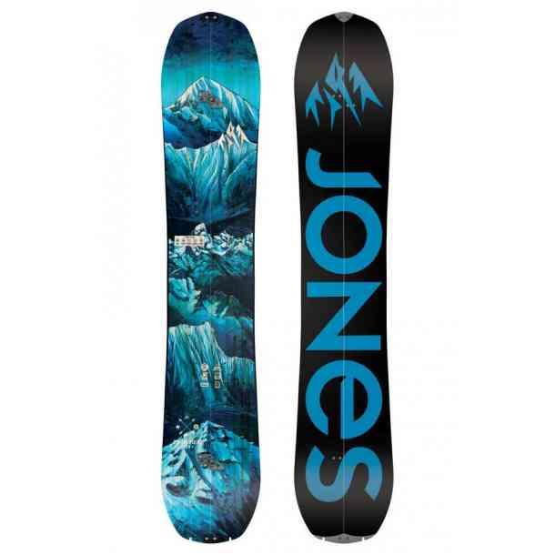 Deska Snowboardowa Jones Frontier Split