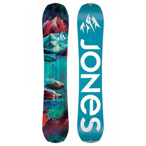 Jones Dream Catcher splitboard