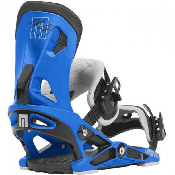 Wiązania Snowboardowe Now Drive Jeremy Jones Pro Model