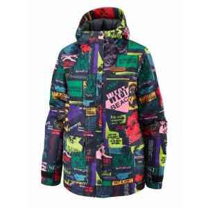 Westbeach Tate Time Machine Snowboard Jacket