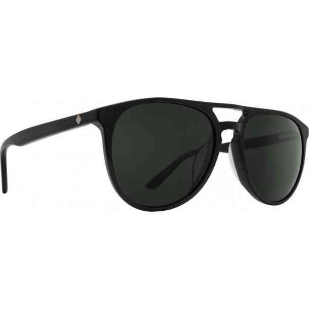 Okulary przeciwsłoneczne Spy Syndicate z polaryzacją (black/gray green)  Gray Green Polarized