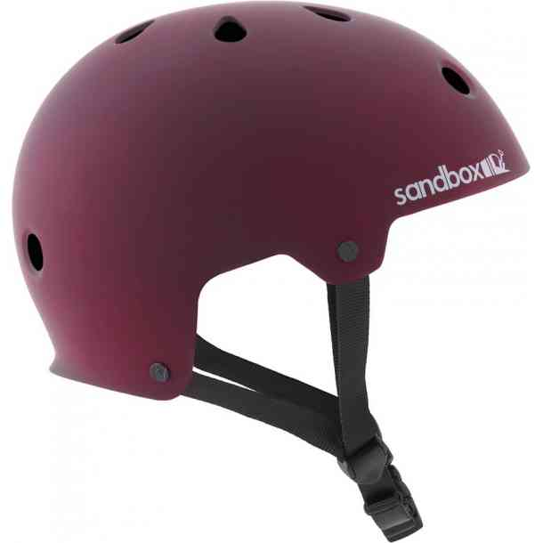Kask wake Sandbox Legend Low Rider Burgundy