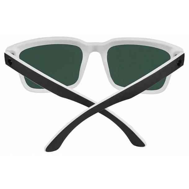 Okulary Przeciwsłoneczne Spy Helm 2 Whitewall - HD Plus Gray  Green Polar w/Red  Spectra