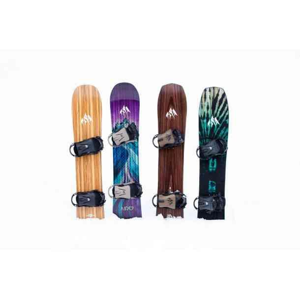 Wiązania snowboardowe Jones Mercury Black