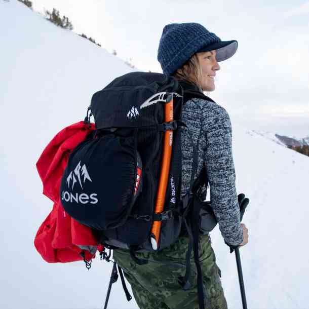 Plecak Snowboardowy Jones Dscnt 19L