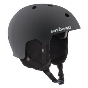 Sandbox Classic 2.0 Snow Helmet Black Roses