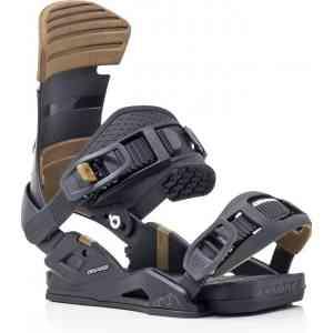 Wiązania Snowboardowa Drake Reload black