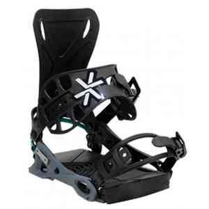 Damskie wiązania splitboardowe Karakoram Prime Connect Sky Ranger + split kit