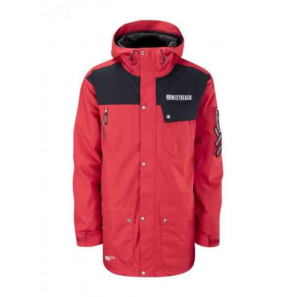 Kurtka snowboardowe Westbeach Daredevil (chili red)