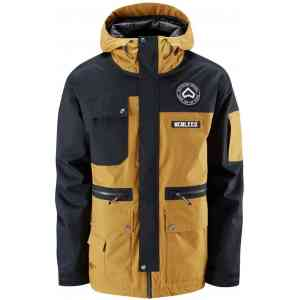 Westbeach Domineer snowboard jacket (steel check)