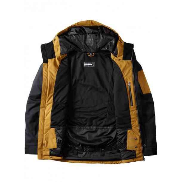 Kurtka snowboardowe Westbeach Reckless (brown sugar/black)