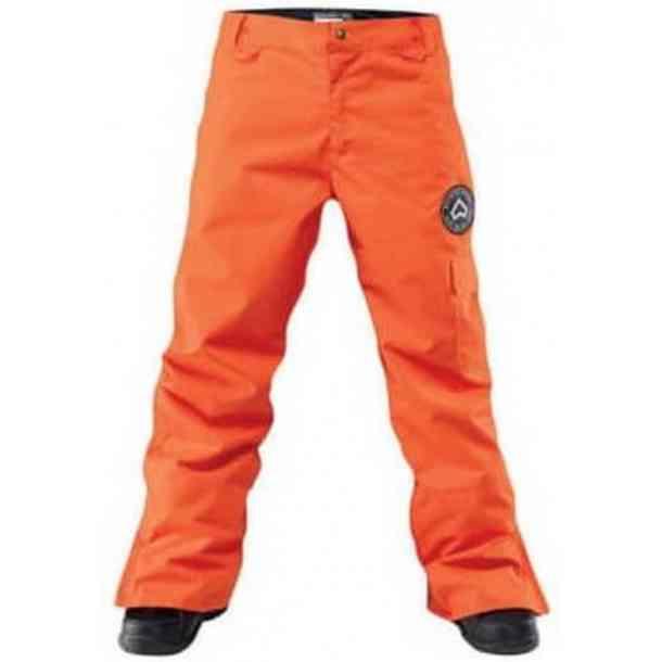 Spodnie snowboardowe Westbeach Upstart (orange crush)