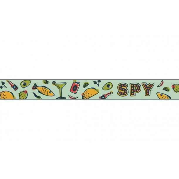 Gogle Spy Marshall Taco Tuesday (happy bronze red/happy yellow green)