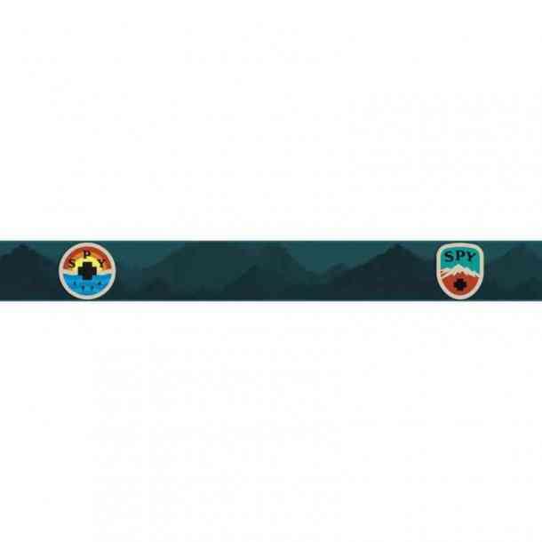 Gogle Spy Marshall Trailblazer Blue (happy rose blue/happy gray green red)