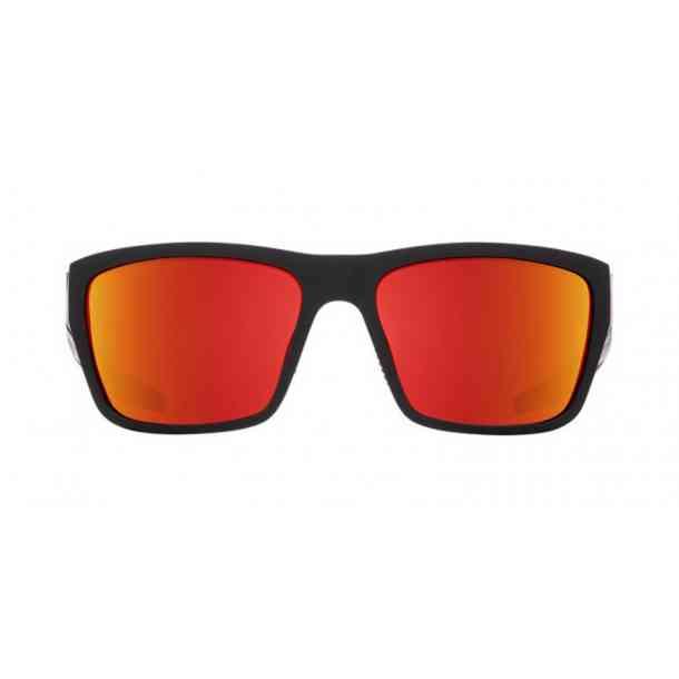 Okulary Przeciwsłoneczne Spy Dirty Mo Dale Jr (mat black/happy orange)