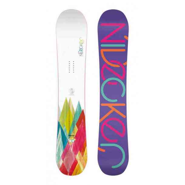 Deska Snowboardowa Nidecker Elle