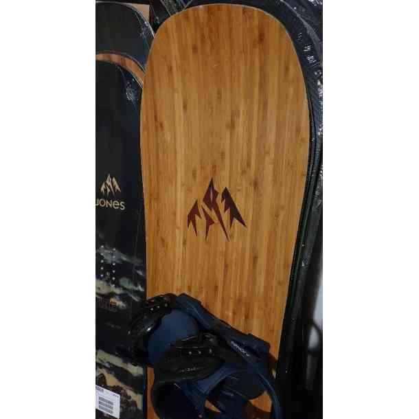 Deska snowboardowa Jones Hovercraft demo