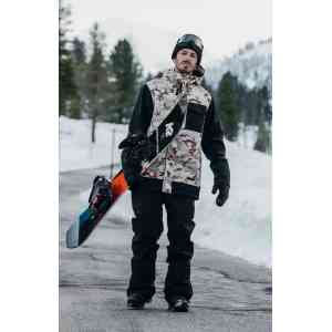 Westbeach Kamikaze Ultramarine snowboard pant (ultramarine)