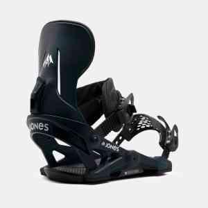 Jones Mercury Black snowboard bindings