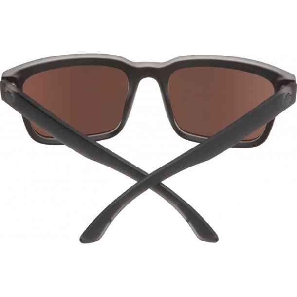 Spy Helm 2 sunglasses (mat black ice happy brnz/emerald)