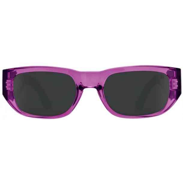 Okulary przeciwsłoneczne Spy Genre (trans magenta mat black/happy gray)