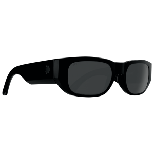 Spy Genre sunglasses (trans aqua mat black/happy gray purple spectra)