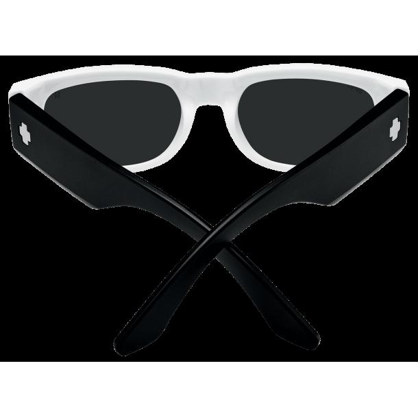 Okulary przeciwsłoneczne Spy Genre (white happy gray/white mirror)