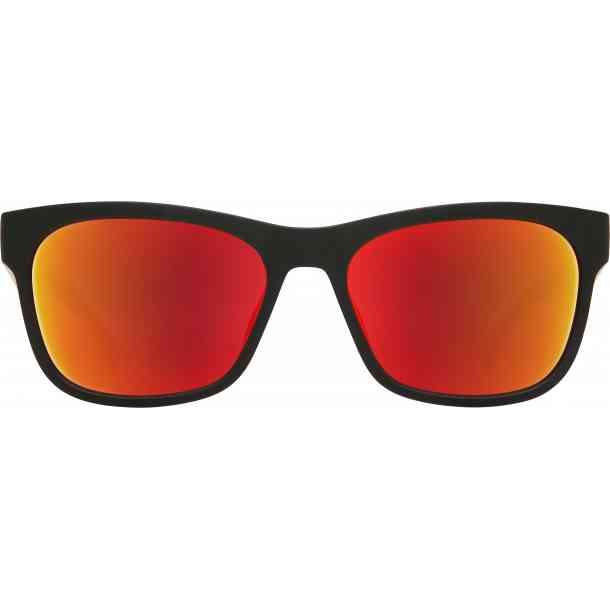 Okulary przeciwsłoneczne Spy Sundowner (matte black crystal/ gray red spectra)