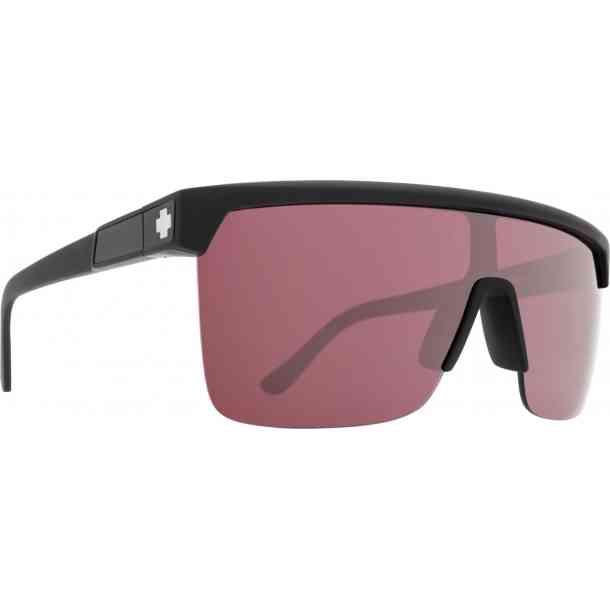 Okulary przeciwsłoneczne Spy Flynn 5050 (mat black rose/silver spectra)
