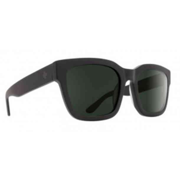 Okulary przeciwsłoneczne Spy Trancas (matte black/happy gray green)