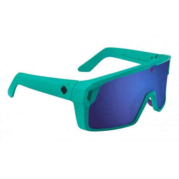 Okulary przeciwsłoneczne Spy Monolith (dark teal/gray green blue spectra)
