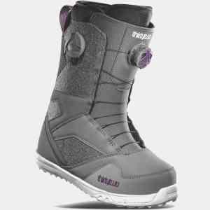 Buty snowboardowe ThirtyTwo STW Double Boa (grey/purple)