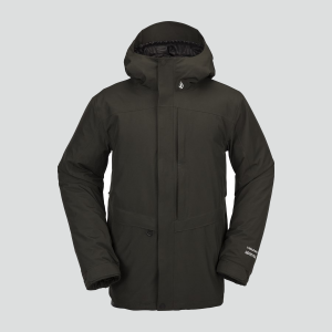 Kurtka snowboardowa Volcom TDS 2L Gore-Tex (black/green)