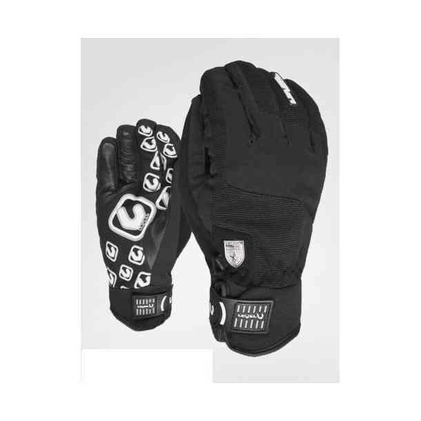 Rękawice Level U Suburban Black