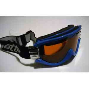 Gogle  Arnette  Series  2  Blue  Pulse  w/Brnt  Orange