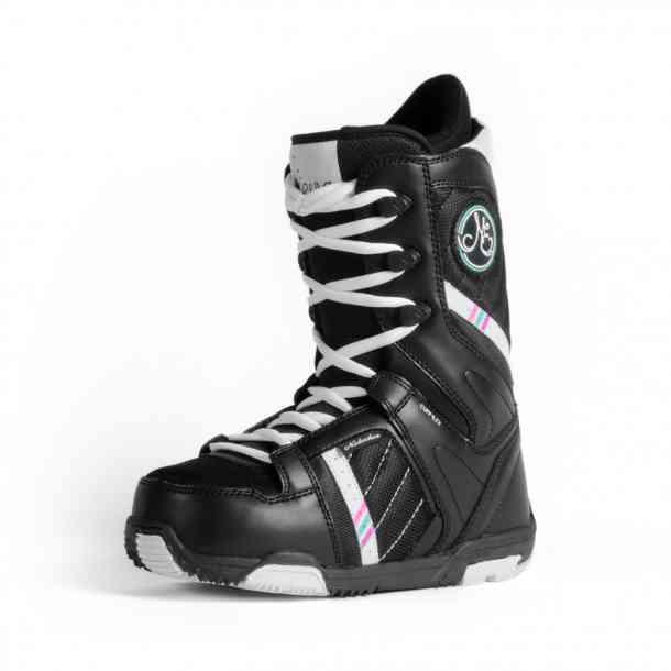 Buty Snowboardowe Nidecker Eva Lace Black
