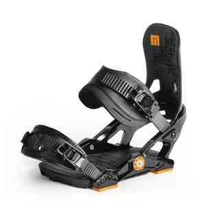Wiązania Snowboardowe Now Drive Black