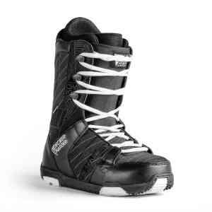 Buty Snowboardowe Nidecker Charger Lace Black