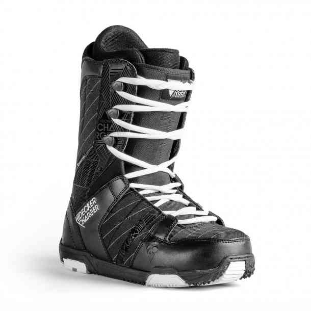 Snowboard Boots Nidecker Charger Lace Black