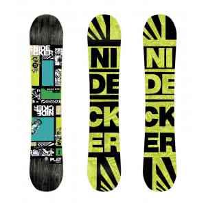 Deska Snowboardowa Nidecker Play
