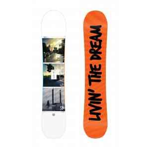 Deska Snowboardowa Nidecker Livin' The Dream