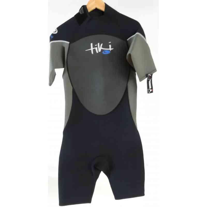 Tiki Mens Tech 4 Wetsuit 3 2 F L B Spring Size L Intersnow