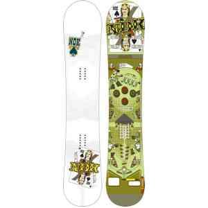Deska Snowboardowa Nidecker Smoke