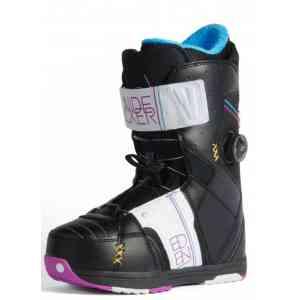 Buty Snowboardowe Nidecker Eden Boa Black/Purple